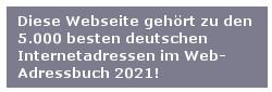 Auszeichnung treppen.net