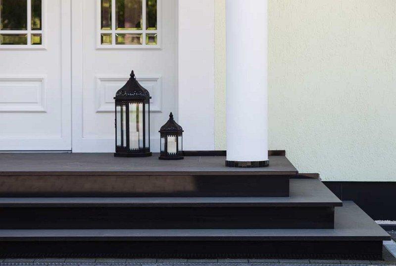 granittreppen. Black Bedroom Furniture Sets. Home Design Ideas