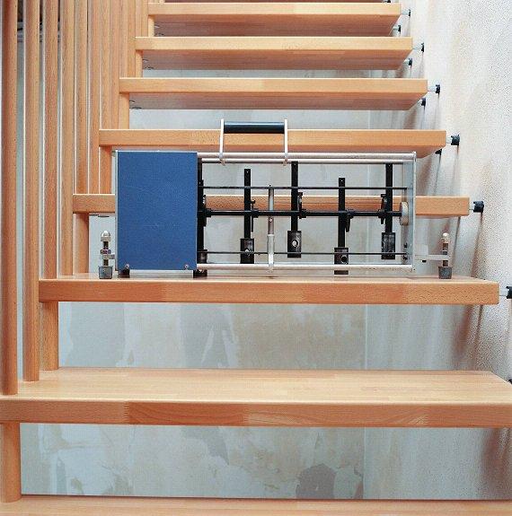 Schallschutz im Treppenbau